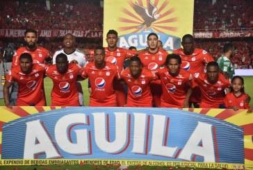 Con goles y buen fútbol América derrotó al Deportivo Cali en el clásico caleño