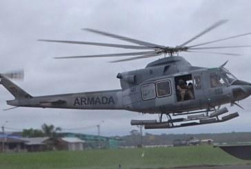 Evacúan a dos personas involucradas en accidente de tránsito en Juanchaco