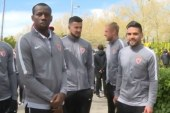 Cuadrado y Falcao protagonistas en la Liga de Campeones de Europa