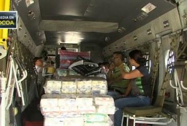 Forenses caleños viajaron a Mocoa para apoyar identificación de cuerpos