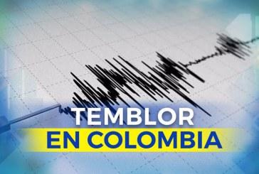 Susto por temblor de 5.7 grados en la escala Richter que se sintió en varias regiones de Colombia