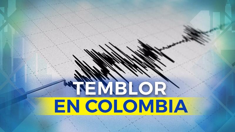 Fuerte temblor en el centro de Colombia se sintió en Cali y otros municipios del Valle