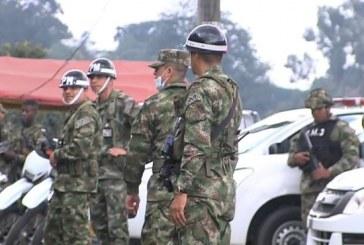 Con gran despliegue de hombres Ejército garantizará seguridad durante Semana Santa
