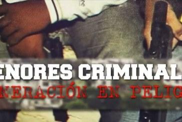 Informe especial En detalle: Menores criminales – Generación en peligro