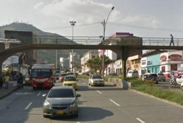Polémica por posible instalación de paso peatonal sobre la Calle Quinta