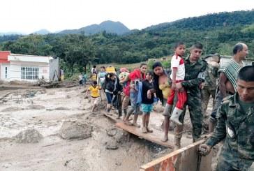 En Mocoa, decenas de personas deambulan buscando a sus seres queridos