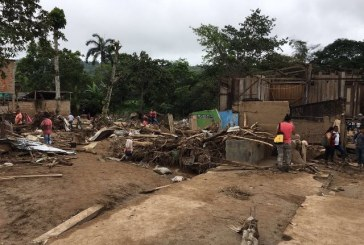 Muertos en Mocoa, Putumayo, ascienden a 290