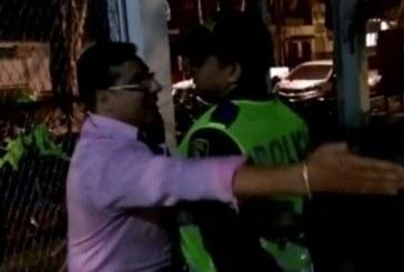 """""""Nadie conoce los motivos previos a mi reacción"""": hombre que discutió con policías"""