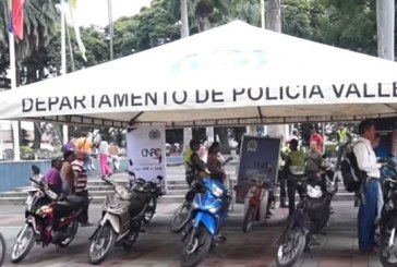 Operativos sorpresa de la Policía en Palmira permitió recuperar 10 motos robadas