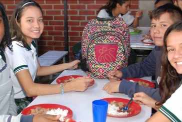 Autoridades en el Valle garantizan recursos para Programa de Alimentación Escolar