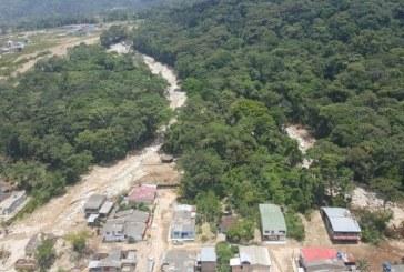 Reserva forestal salvó de la avalancha a barrio de Mocoa