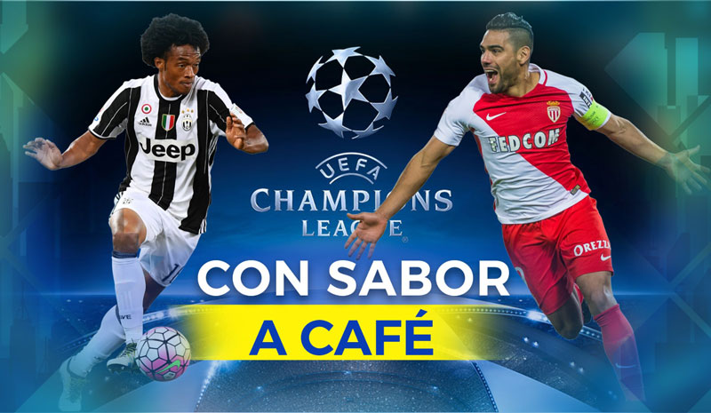 Semifinales de UEFA Champions League tendrán sabor cafetero