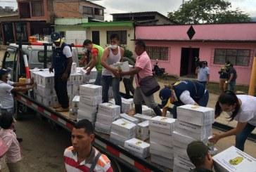 Desde este jueves 13 de abril se suspenden donaciones físicas para Mocoa