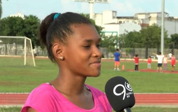 Valeria Cabezas, promesa del atletismo del Valle, estará en Mundial Juvenil de Kenia