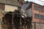 Viviendas del barrio Granada se encuentran en riesgo de colapso debido a las lluvias