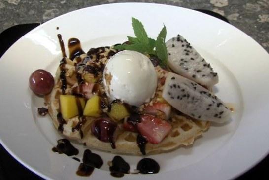 Waffles, el plato recomendado del día por 90 Minutos
