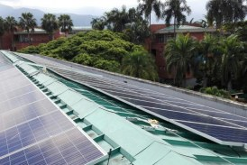 Inició segunda fase del Sistema Solar Fotovoltaico
