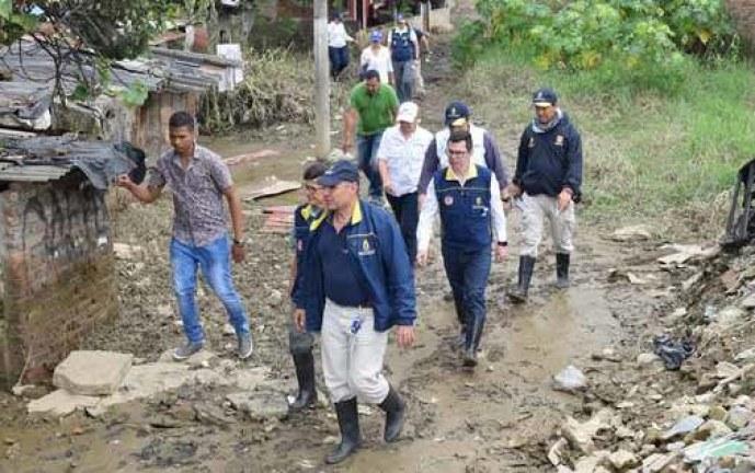 UNGRD y Alcaldía de Cali recuperarán zonas afectadas por creciente del río Cauca