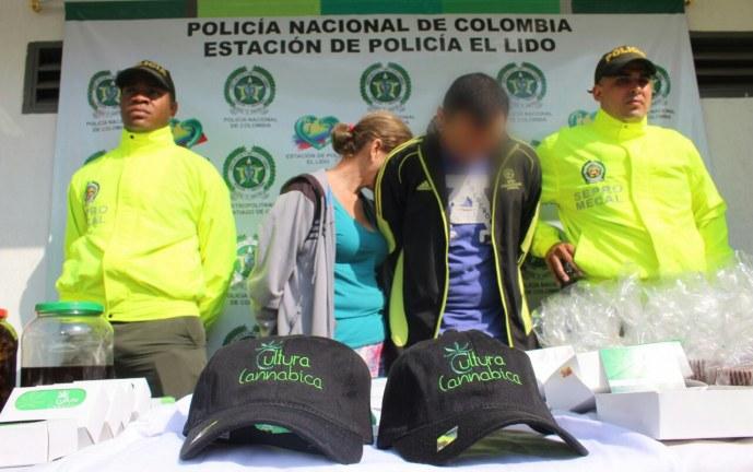 Rechazan libertad otorgada a madre e hijo acusados de vender pasteles de marihuana