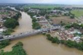 En alerta: por temporada seca mantienen constante monitoreo del caudal del río Cauca
