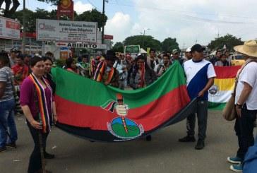 Cierres viales y desvíos este martes por llegada de marcha indígena a Cali