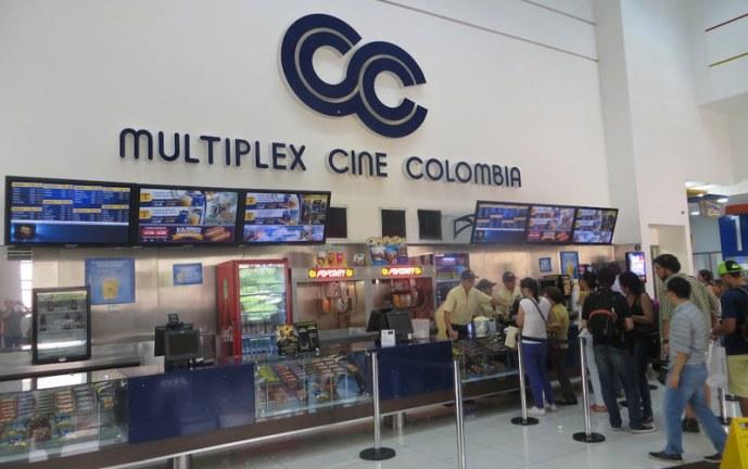 Cine Colombia promete un día de cine gratis en todo el país si cumple esta meta