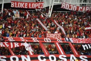 América volverá a vestir de rojo al Pascual Guerrero en el juego contra Tolima