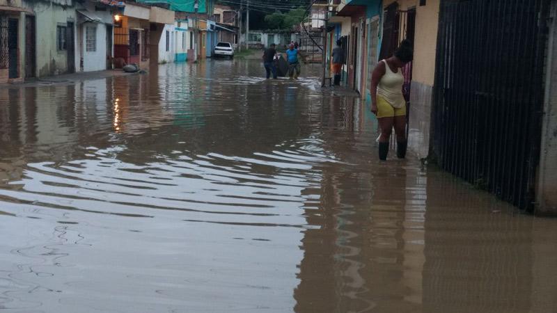 Creciente del río Cauca ocasionó emergencias en el sector de Juanchito