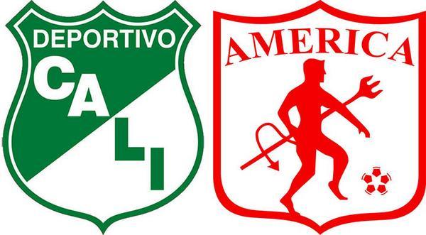 Definidos los duelos de Cali y América en cuartos de final de la Liga colombiana