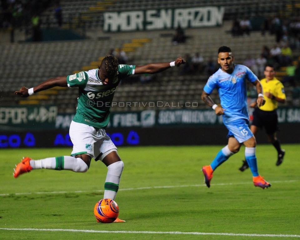 Deportivo Cali empató con Jaguares en el Palmaseca en la fecha 16 de la Liga