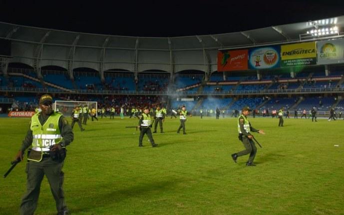 Estadio Pascual Guerrero cierra sus puertas por tiempo indefinido