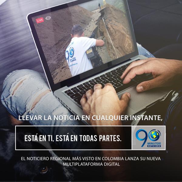 #90EnTodasPartes: conozca la multiplataforma digital de 90 Minutos