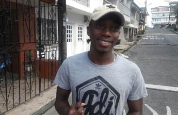 'Filósofo', el rapero que canta contra al abandono estatal en Buenaventura
