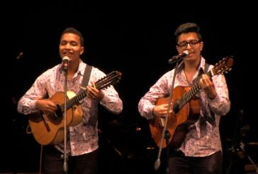 Vallecaucanos vibraron con los ritmos andinos del 'Festival Mono Núñez'