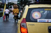 Taxista resultó herido de gravedad luego de quedar en medio de balacera en Ciudad Jardín