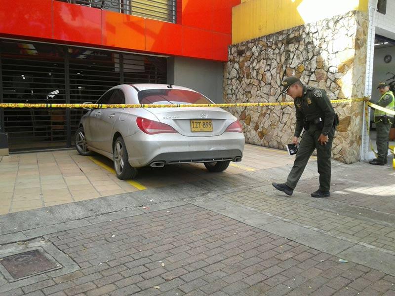 Hombre fue asesinado en reconocido restaurante en el centro de Cali