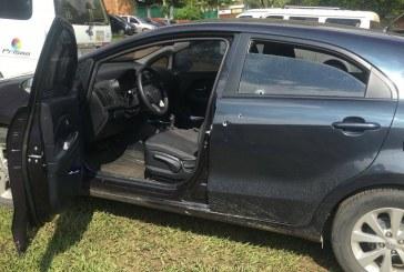 Dos personas resultaron ilesas luego de ataque sicarial en vía a La Buitrera