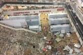 Jornada violenta en Buenaventura deja saqueos y destrozos en supermercados