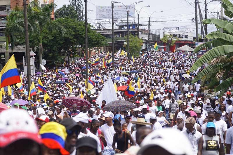 Líderes del paro cívico proponen crear fondo exclusivo para Buenaventura