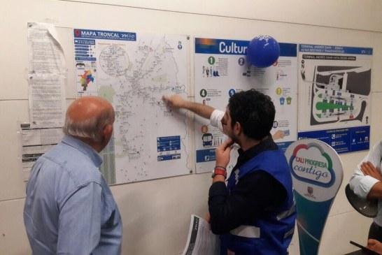 Metrocali lanzó nueva estrategia para mejorar el servicio del Mío