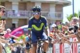 Nairo Quintana no pierde las esperanzas y buscará ganar el Giro de Italia