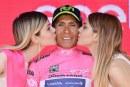 Nairo Quintana recuperó la Maglia Rosa y es nuevo líder del Giro de Italia