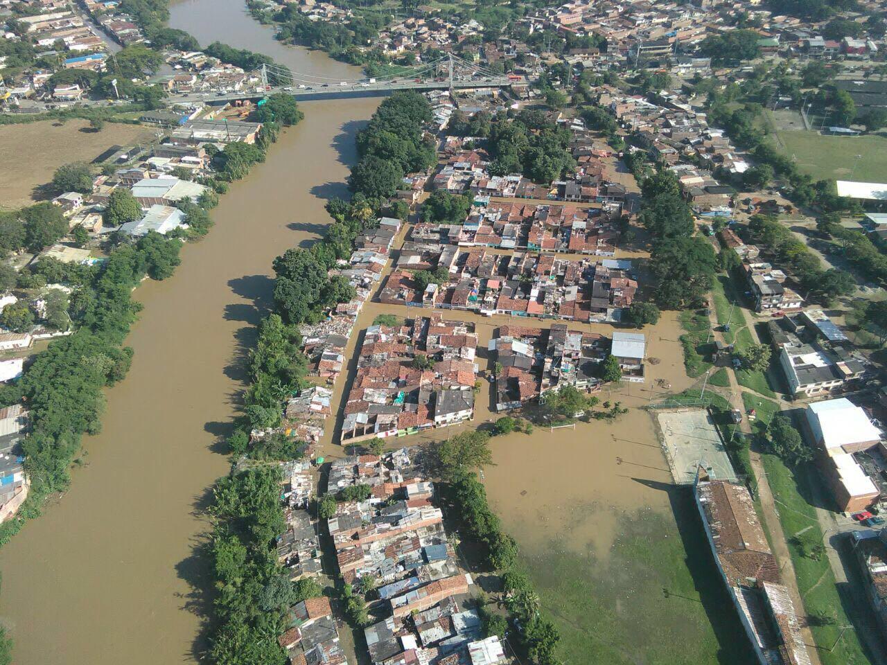 En algunas regiones de Colombia las lluvias irán hasta junio: Ideam