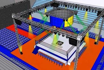 Palmira se alista para recibir serie mundial de boxeo entre Colombia e Italia