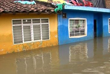 Río Cauca comenzó a bajar tras una semana de inundaciones en Juanchito
