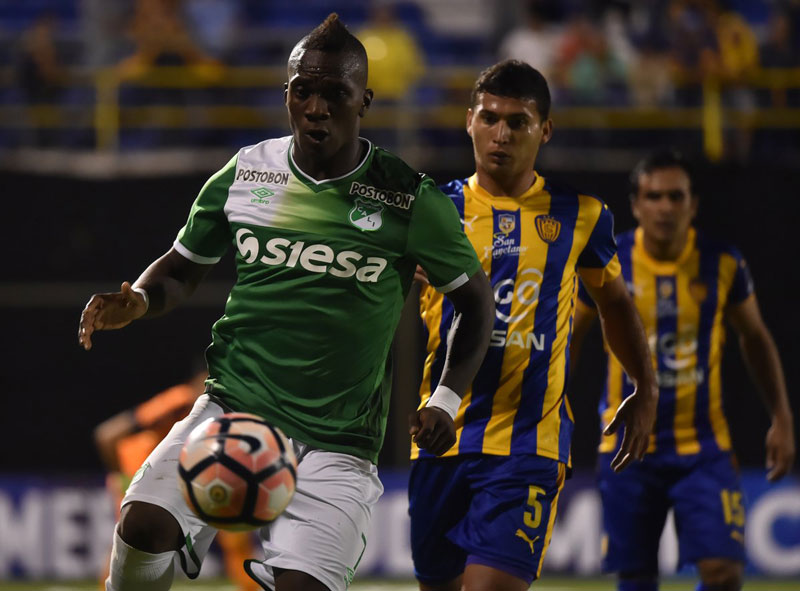 Pese a perder 2-1, Deportivo Cali avanzó en Copa Sudamericana