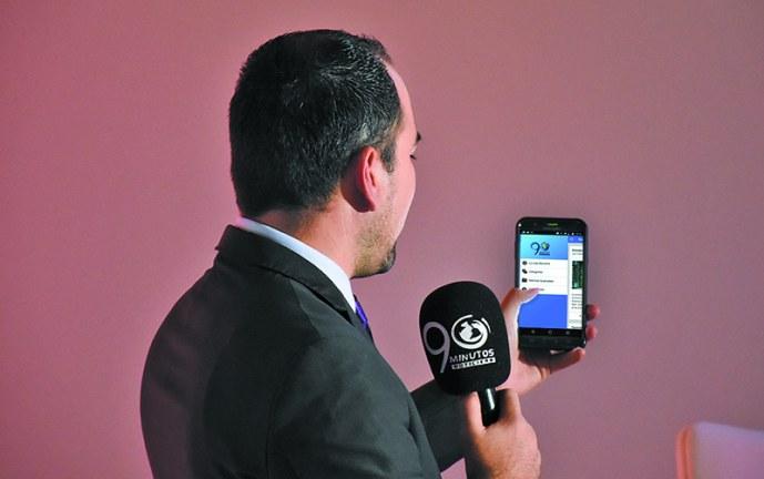 Descubre cómo descargar la aplicación móvil de 90 Minutos