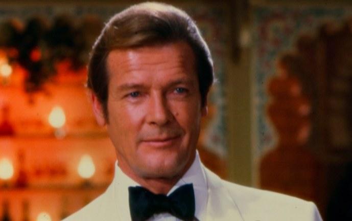 Adiós al elegante Roger Moore, el James Bond más carismático