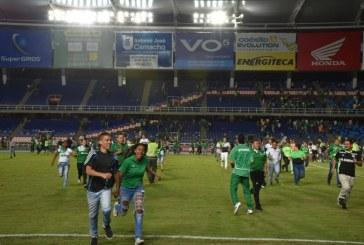 Sanción de 3 fechas para Cali y América en Copa Águila por desmanes del clásico
