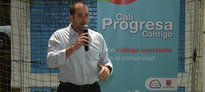 Secretario de Infraestructura de Cali será el nuevo gerente de Emcali